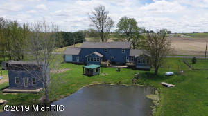 8759 Hill Road, Watervliet, MI 49098