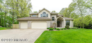 6343 Breezy Point Lane, Kalamazoo, MI 49009