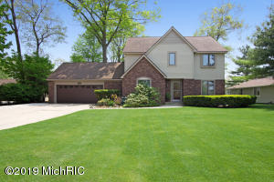 1665 Rood Point Road, Muskegon, MI 49441