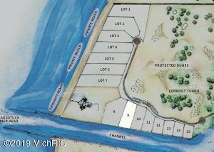 Lot 9 Saugatuck Beach Road, Saugatuck, MI 49453