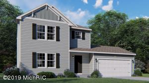 Stock Rendering – Rendering is not of actual home, but of home with similar floor plan. Colors, styles, finishes and elevation may vary. Home under construction will be complete October 2019.