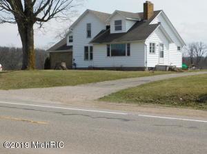 9711 W GRAND LEDGE Highway, Sunfield, MI 48890