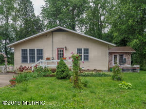 Property for sale at 125 Terrace Lane, Nashville,  Michigan 49073
