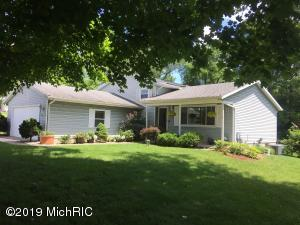 4654 Catskill Street, Galesburg, MI 49053