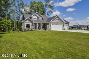 4857 Green Ridge Trail, Hamilton, MI 49419
