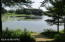 The pathto the lake and the lovely view of the 4th hole are summertime