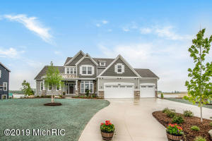 8251 Placid Waters Drive, Allendale, MI 49401