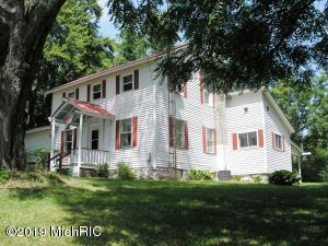 10650 Dutch Settlement Road, Marcellus, MI 49067