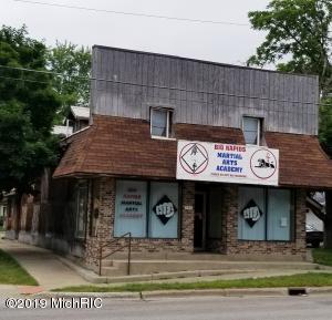 701 Maple Street, Big Rapids, MI 49307