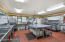 Fully Furnished Commercial Kitchen - Whether for residential or for business and commercial use , this commercial grade kitchen provides the amenities and equipment necessary. Could also be retrofit for a more common residential kitchen.