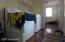 Main floor laundry area. Washer & dryer are included