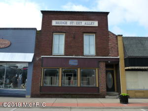 Property for sale at 124 E Bridge Street, Plainwell,  Michigan 49080