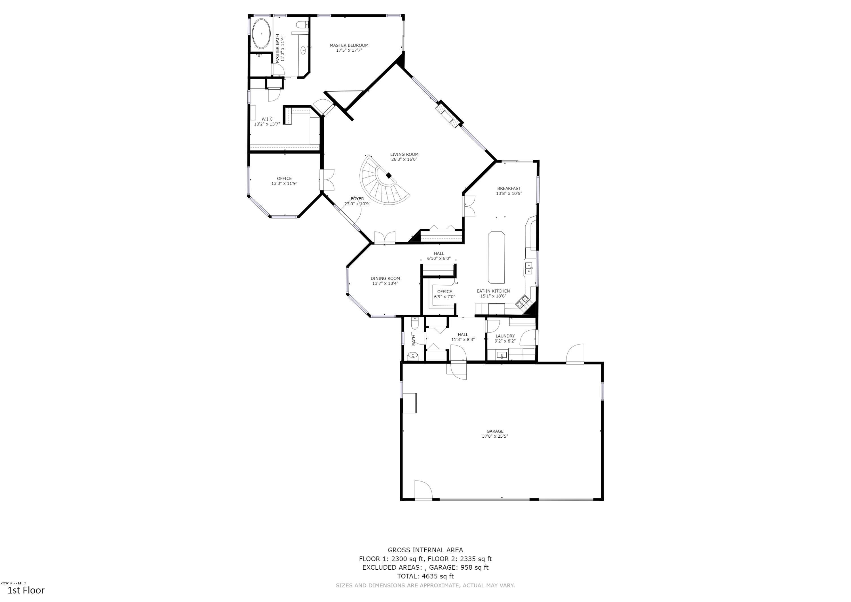 1860 Skyview 1st Floor