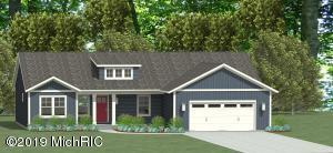 12723 Myers Lake Avenue NE, To Be Built, Cedar Springs, MI 49319