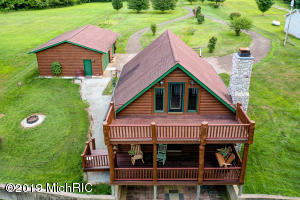 7266 Brush Lake Road, Eau Claire, MI 49111