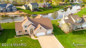 Property for sale at 12880 Theris Drive, Wayland,  Michigan 49348