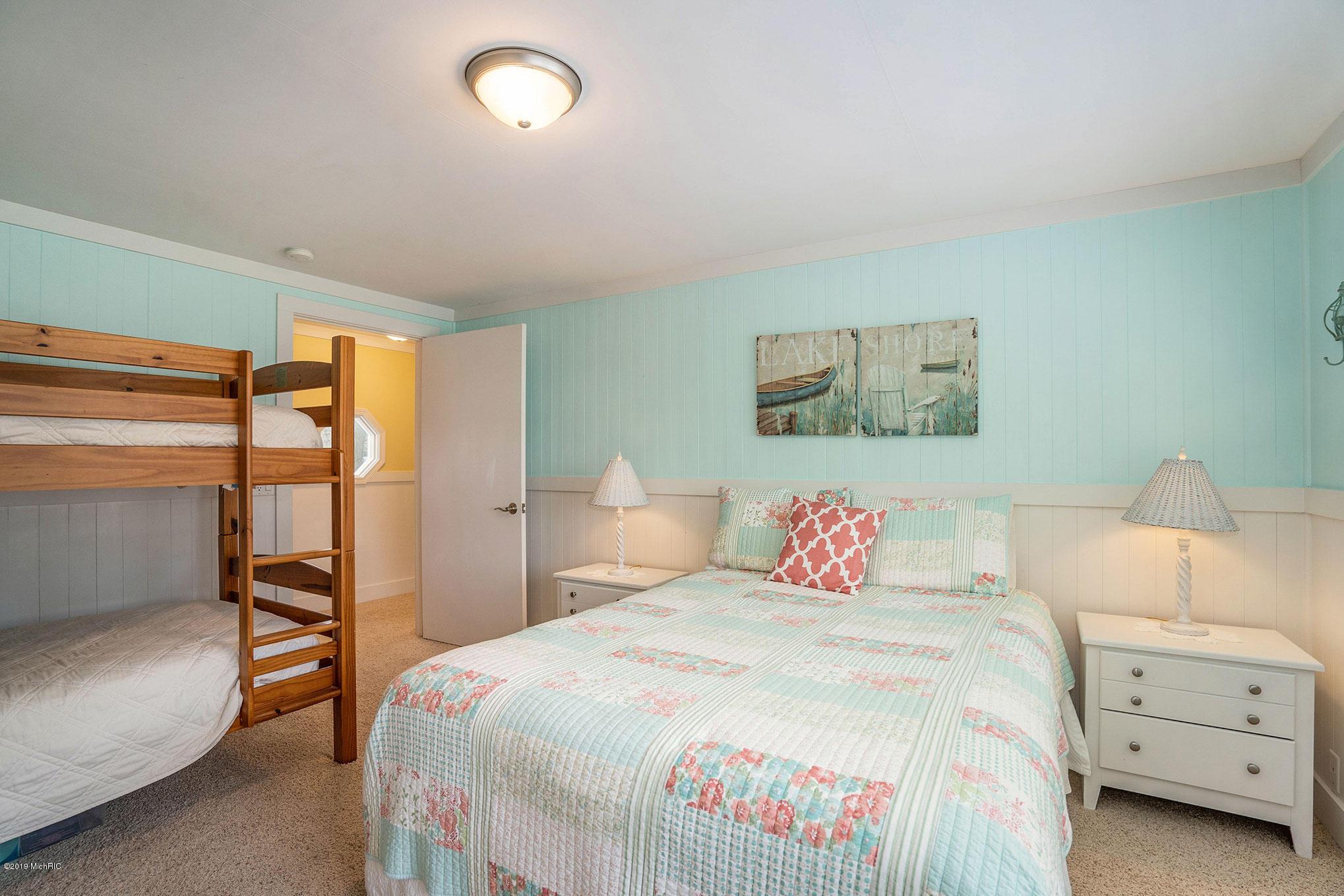 Bedroom #2 - Bunk room