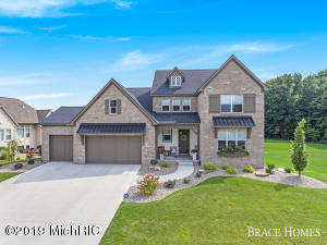 8051 Country Rail Drive SW, Byron Center, MI 49315
