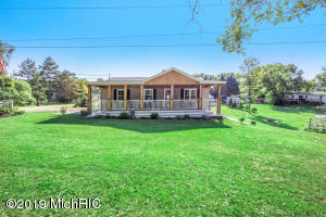 142 Bass Lake Road, Sand Lake, MI 49343