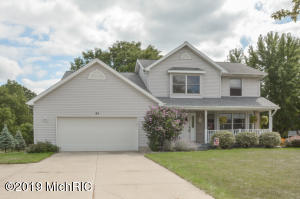 Property for sale at 84 Kristin Drive, Marshall,  Michigan 49068