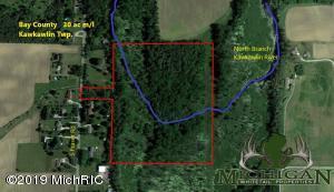 1675 Fraser Rd, Kawkawlin, MI 48631