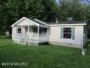 5336 S Eden Lake Road, Custer, MI 49405