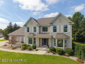 3849 Briarpatch Circle, Galesburg, MI 49053