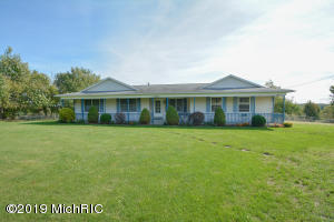 Property for sale at 8143 S Clark Road, Nashville,  Michigan 49073