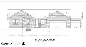 TO BE BUILT CONSTRUCTION. This is a proposed home. 1.23 wooded acres on a paved road with natural gas.  Beautiful views and a ranch with a great layout.  Pick out your own interior/exterior colors and selections.
