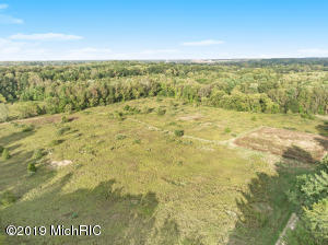 Property for sale at 50 Acres S Minges Road, Battle Creek,  Michigan 49015