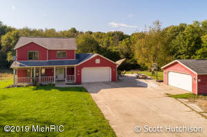 Property for sale at 4493 Wood School Road, Hastings,  Michigan 49058