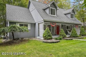 This charming cape cod styled home with dormers and reveals storybook charm.