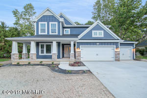 Move In Ready! New Construction Home. Landscaping, irrigation and hydroseed included.