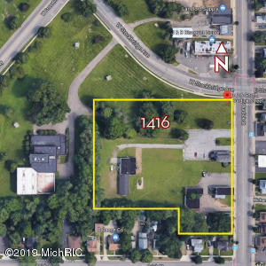 1416 S Burdick Street, Kalamazoo, MI 49001