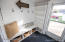 Handy rear mud room, nice storage