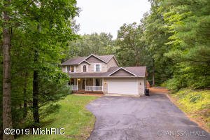 4687 Forest Vale Road, Pierson, MI 49339