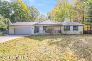 1366 18 Mile Road, Kent City, MI 49330