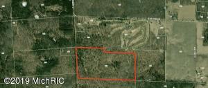 72 Acres N Locust Avenue, Reed City, MI 49677