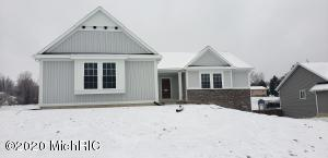 New home in Grandville Schools. Home will be complted towards the end of February. Home has quartz tops, vinyl plank floors and much more.