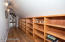 15 closets in this home