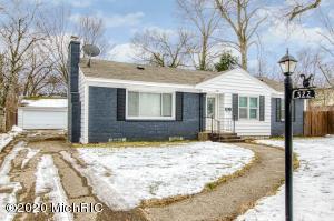 322 Alger Street SE, Grand Rapids, MI 49507