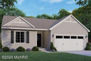 1722 Burr Pond Lane Lane, Vicksburg, MI 49097