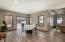 MAIN FLOOR - DINING ROOM & LIVING ROOM