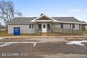 123 E Linden Street, Carson City, MI 48811