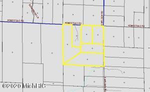 0000 Homestead Road, Beulah, MI 49617