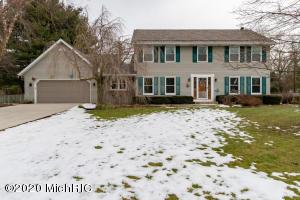 4946 Catskill Street, Galesburg, MI 49053