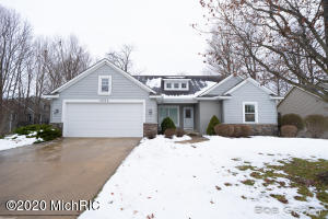 Houses Like THIS Just Don't Come Available Very Often!  One owner. Immaculate Shape.  Awesome Floor Plan with Open Living. Located on a Cul-de-sac.  In Almost Brand New Condition!  This Spacious Ranch Home was a Former ''Parade of Homes'' and has 3 Bedrooms and 3.5 Bathrooms.  Kitchen features Custom Alder Cabinets, Walk-in Pantry, Huge Island and Corner Sink.  Dining Area with Slider to Deck.  Large Greatroom with 10' Ceilings and Gas Fireplace.  Large Master Suite with Private Bath and Walk-in Closet.  Whirlpool Tub & Shower.  8' Vanity with Double Sinks.  2nd Bedroom and Full Bath on the Main Level.  Large Main Floor Laundry and Separate 1/2 Bath.  Lower Level Features Family Area with Sitting Area, Recreation Area as well as a Large Kitchenette!  3rd Bedroom and 3rd Full Bath. Potential for legal 4th Bedroom.  Central Vac, All Appliances and Lots of Built-ins. Private Setting and Immediate Occupancy!  Don't let this Opportunity pass you by!