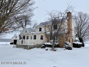 6468 Vedder Road, Lake Odessa, MI 48849