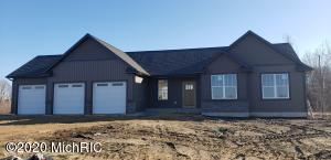 You will be amazed at the quality of this Marcusse Construction ranch home in the amazing Cedar Lake Estates development. This home has 3 beds, 2.5 baths, main floor laundry with much much more! Construction is scheduled for completion April 2020. Do not miss out on your opportunity to call this home yours!