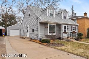 1515 Giddings Avenue SE, Grand Rapids, MI 49507